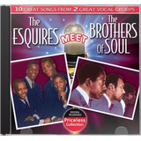 Cd   The Esquires Meets The Brothers Of Soul
