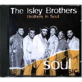 Cd   The Isley Brothers = Brothers In Soul  The Early Years