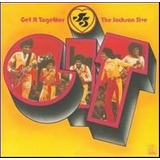 Cd - The Jackson Five - Get It Together