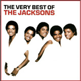 Cd - The Jacksons Five (duplo) - The Very Best Of