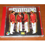Cd   The Stylistics   Two Lps On One Cd