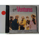 Cd   The Ventures   Greatest Hits    importado