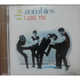 Cd   The Zombies   I Love You