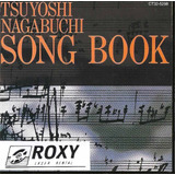 Cd   Tsuyoshi Nagabuchi   Song Book   1988   Importado