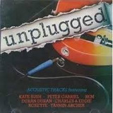 Cd   Unplugged   Acoustic Tracks   Feat Kate Bush peter Gabr