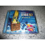 Cd   Vibe 97 Volume 5 Dance Music House Dj Adriano Pagani