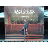 Cd   Zach Brock   And The Coffee Achievers    Chemistry