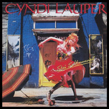 Cd  Cyndi Lauper   She s So Unusual   made In Japan