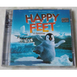 Cd  Happy Feet Trilha Sonora Original