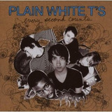 Cd  Plain White T s     Every Second Counts     Frete Gratis