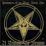 Cd  Promoters Of The Third World War: A Tribute To Venom