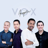 Cd  Quarteto Vox   Acapella Volume 2 Grupo