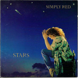 Cd  Simply Red   Stars   made In Japan