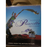 Cd  The Adventures Of Priscilla Queen Of The Desert