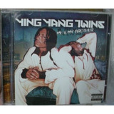 Cd  Ying Yang Twins Me And My Brother      Frete Gratis