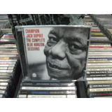Cd  duplo Champion Jack Dupree the Complete Blue Horizon S