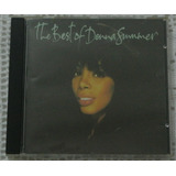 Cd  -the Best Of -donna Summer