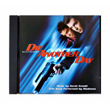 Cd 007 Die Another Day   Music From The Mgm Motion Picture
