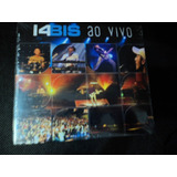 Cd 14 Bis Ao Vivo Rock Anos 70 80 90 Flash House Musica