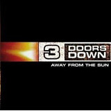 Cd 3 Doors Down Away From The Sun