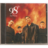 Cd 98º Degrees   And Rising   Motown 1998