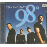 Cd 98 Degrees   Revelation   Pop  R&b  Soul  Urban  Adult