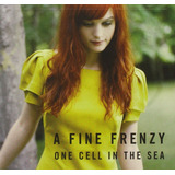 Cd A Fine Frenzy One Cell In The Sea Importado