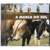 Cd A Marca Do Sul Vol 14 Monarcas Grupo Rodeio Lacrado