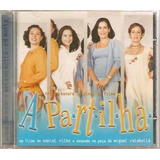 Cd A Partilha Trilha Sonora Ed Motta lady Zu  Rita Lee