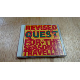 Cd A Tribe Called Quest Revised Quest For The Seasoned
