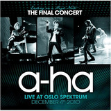 Cd A ha   Live At Oslo Spektrum