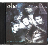 Cd A ha Stay On These Roads 1988