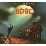 Cd Ac dc   Let There Be Rock   Digipack  933195