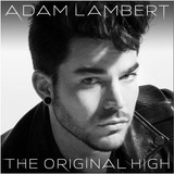 Cd Adam Lambert   The Original High  989026