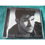 Cd Adam Lambert The Original High Nacional Semi Novo Top