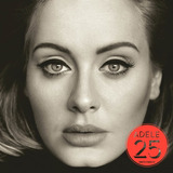 Cd Adele   25 Sony Music