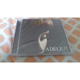 Cd Adele 19 Original E Lacrado