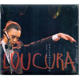 Cd Adriana Calcanhotto   Canta Lupicinio Rodrigues Loucura