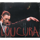 Cd Adriana Calcanhotto   Loucura   Canta Lupicinio Rodrigues
