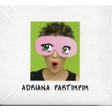 Cd Adriana Calcanhotto Partimpim