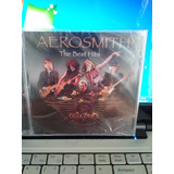 Cd Aerosmith  The Best Hits