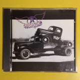 Cd Aerosmith   Pump Importado