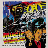 Cd Aerosmith   Music From Another Dimension    Lacrado