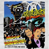 Cd Aerosmith   Music From Another Dimension   2012