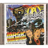 Cd Aerosmith   Music From Another Dimension   Novo
