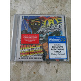 Cd Aerosmith   Music From Another Dimension  1 Bonus  import