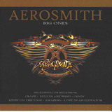 Cd Aerosmith Big Ones Original