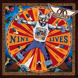 Cd Aerosmith Nine Lives Novo Lacrado