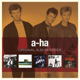 Cd Aha Original Album Series 5 Cds Lacrado