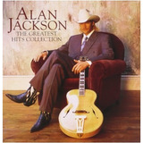 Cd Alan Jackson The Greatest Hits Collection